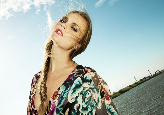 Chew Magazine, fashion, blue sky, makeup