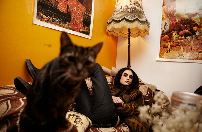 Theones2Watch, Dirk kiskstra, cat, fashion